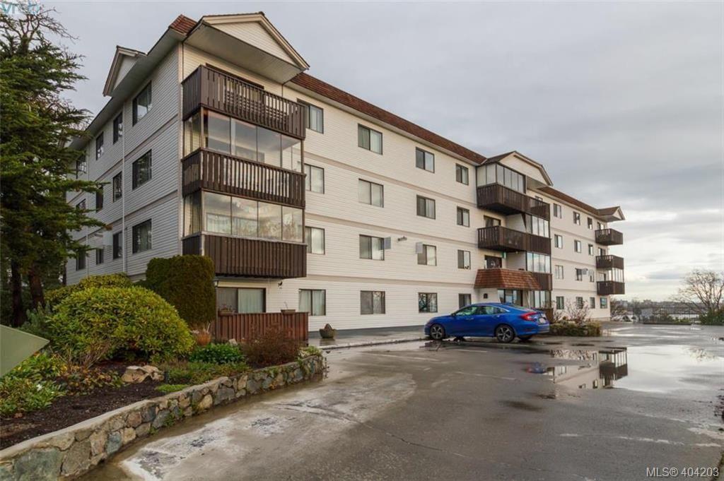 Main Photo: 404 929 Esquimalt Rd in VICTORIA: Es Old Esquimalt Condo for sale (Esquimalt)  : MLS®# 803085