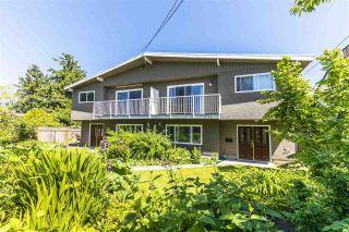 Photo 1: 5142 58B Street in Delta: Hawthorne Duplex for sale (Ladner)  : MLS®# R2584643