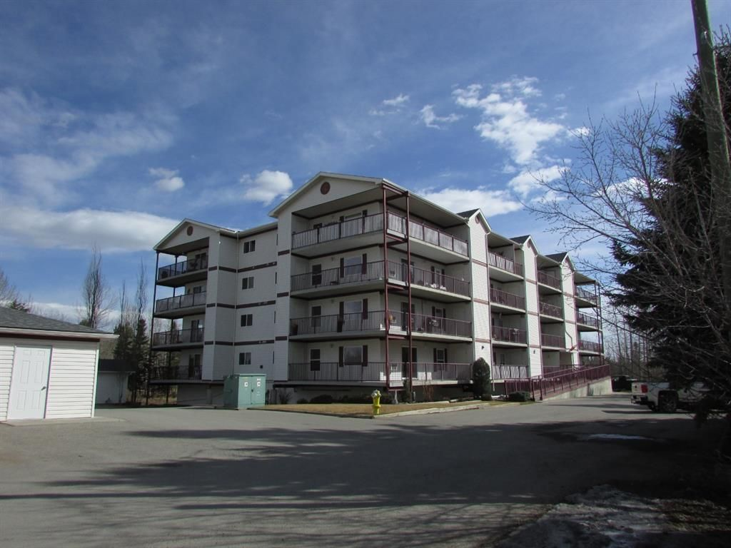 Main Photo: #303 203 Centre Street N: Sundre Apartment for sale : MLS®# A1091083