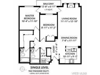 Photo 14: 205 400 Dupplin Rd in VICTORIA: SW Rudd Park Condo for sale (Saanich West)  : MLS®# 734375