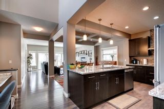 Photo 1: 160 Aspen Summit View SW in Calgary: Aspen Woods Detached for sale : MLS®# A1116688
