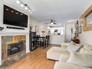 """Photo 1: 404 6745 STATION HILL Court in Burnaby: South Slope Condo for sale in """"SALTSPRING"""" (Burnaby South)  : MLS®# R2272238"""