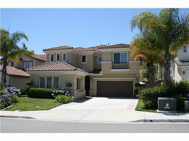 Main Photo: SCRIPPS RANCH Residential for sale or rent : 5 bedrooms : 10510 Archstone in San Diego