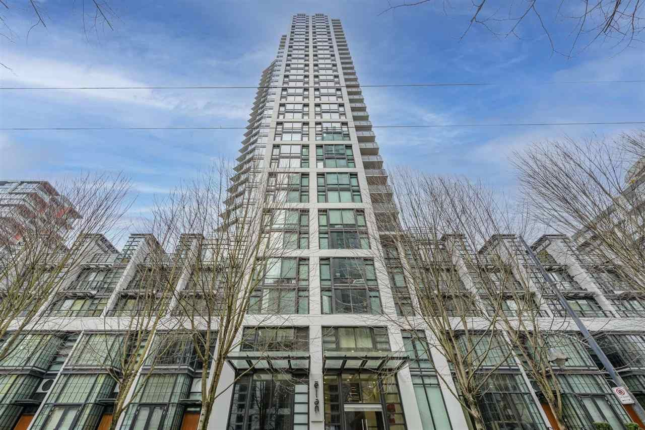 """Main Photo: 1203 1255 SEYMOUR Street in Vancouver: Downtown VW Condo for sale in """"ELAN"""" (Vancouver West)  : MLS®# R2541522"""