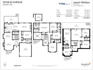 Photo 33: 12748 62 Avenue in Surrey: Panorama Ridge House for sale : MLS®# R2561653