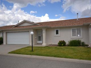 Photo 1: 73 1950 BRAEVIEW PLACE in : Aberdeen Townhouse for sale (Kamloops)  : MLS®# 146777