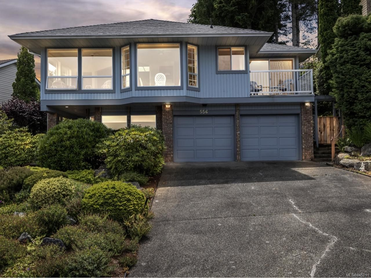 Main Photo: 556 Marine View in COBBLE HILL: ML Cobble Hill House for sale (Malahat & Area)  : MLS®# 845211