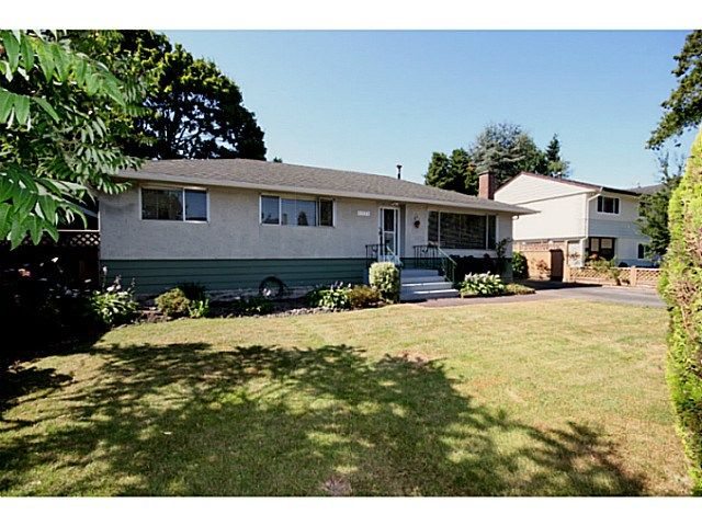 Main Photo: 11571 SEAFIELD CR in Richmond: Ironwood House for sale : MLS®# V1131761