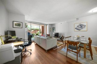 """Photo 2: 106 503 W 16TH Avenue in Vancouver: Fairview VW Condo for sale in """"Pacifica"""" (Vancouver West)  : MLS®# R2580721"""