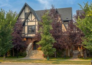 Main Photo: 906 3 Avenue NW in Calgary: Sunnyside Row/Townhouse for sale : MLS®# A1144191
