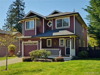Photo 1: 3424 Pattison Way in VICTORIA: Co Triangle House for sale (Colwood)  : MLS®# 728163