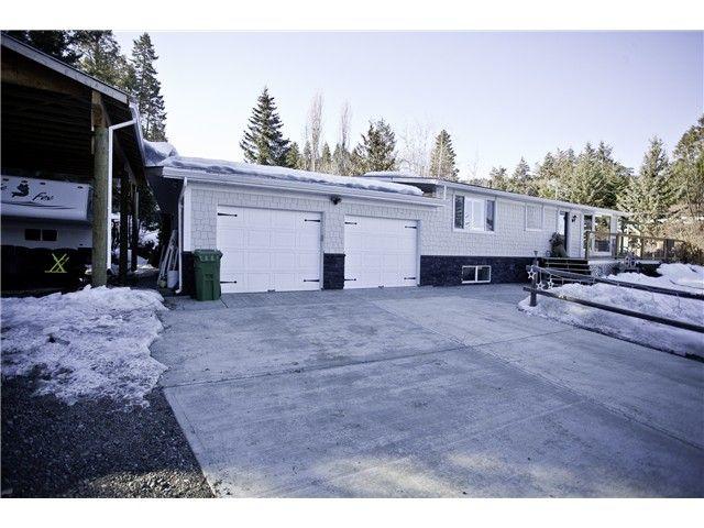 "Main Photo: 2137 KINGLET Road in Williams Lake: Lakeside Rural House for sale in ""SOUTH LAKESIDE"" (Williams Lake (Zone 27))  : MLS®# N234576"