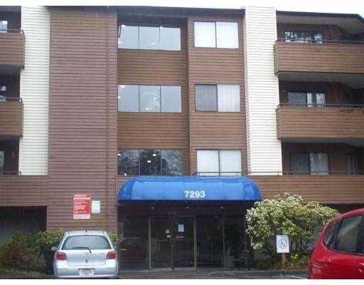 """Main Photo: 249 7293 MOFFATT Road in Richmond: Brighouse South Condo for sale in """"DORCHESTER CIRCLE"""" : MLS®# V760207"""