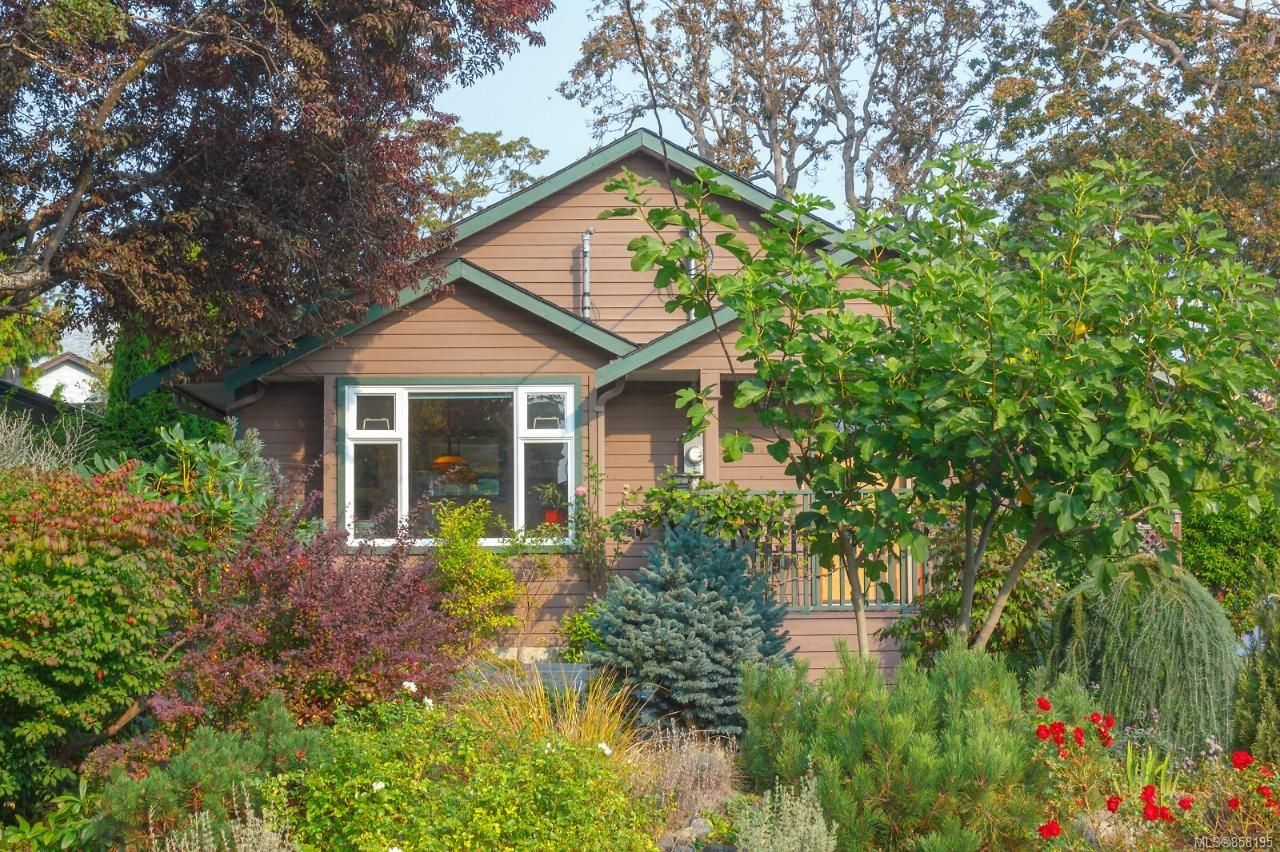 Photo 2: Photos: 1542 Westall Ave in : Vi Oaklands House for sale (Victoria)  : MLS®# 858195