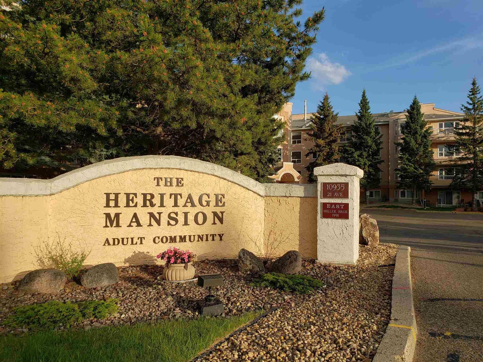 Main Photo: 108 10935 21 Avenue in Edmonton: Zone 16 Condo for sale : MLS®# E4231386