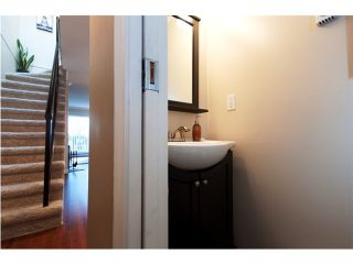 Photo 4: G 733 W 16TH Avenue in Vancouver: Fairview VW Townhouse for sale (Vancouver West)  : MLS®# V868242