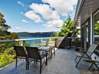 Photo 3: 563 Marine View in COBBLE HILL: ML Cobble Hill House for sale (Malahat & Area)  : MLS®# 711639