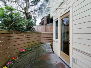 Photo 19: 9 215 E 4TH STREET in North Vancouver: Lower Lonsdale Townhouse for sale : MLS®# R2042517
