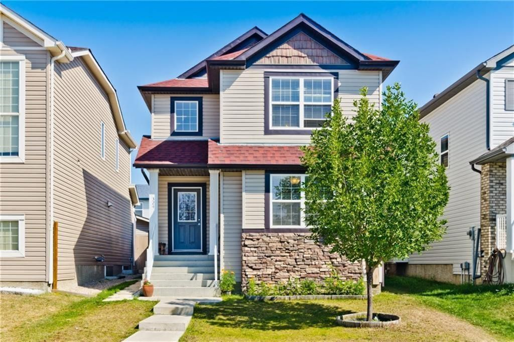 Main Photo: 324 MARTINDALE Drive NE in Calgary: Martindale Detached for sale : MLS®# A1080491
