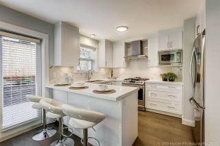 "Photo 4: 435 VERNON Drive in Vancouver: Mount Pleasant VE Townhouse for sale in ""STRATHCONA"" (Vancouver East)  : MLS®# R2225005"