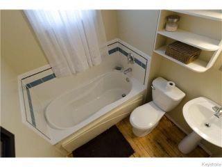 Photo 10: 93 Arlington Street in Winnipeg: West End / Wolseley Residential for sale (West Winnipeg)  : MLS®# 1617427