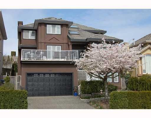 Main Photo: 1243 CONFEDERATION DR in Port Coquitlam: House for sale : MLS®# V761825