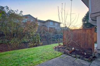 """Photo 18: 18 2458 PITT RIVER Road in Port Coquitlam: Mary Hill Townhouse for sale in """"SHAUGNESSY MEWS"""" : MLS®# R2232371"""