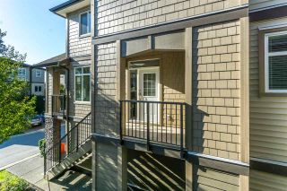 """Photo 17: 44 22865 TELOSKY Avenue in Maple Ridge: East Central Townhouse for sale in """"WINDSONG"""" : MLS®# R2313663"""