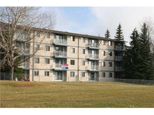 Main Photo: 204D 5601 DALTON Drive NW in CALGARY: Dalhousie Condo for sale (Calgary)  : MLS®# C3450207