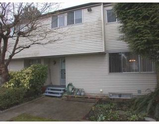 Photo 1: 125 3465 E 49TH AVE in : Killarney VE Townhouse for sale (Vancouver East)  : MLS®# V758721
