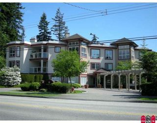 """Photo 1: 304 15342 20TH Avenue in Surrey: King George Corridor Condo for sale in """"STERLING PLACE"""" (South Surrey White Rock)  : MLS®# F2907256"""
