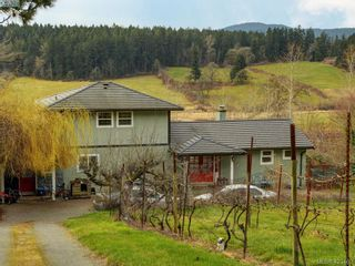 Photo 2: 1217 Mt. Newton Cross Rd in SAANICHTON: CS Inlet House for sale (Central Saanich)  : MLS®# 836296