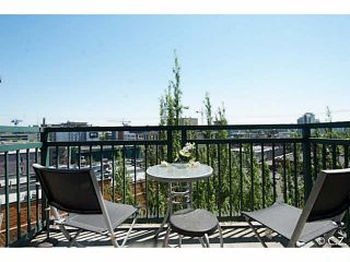 "Photo 2: 715 22 E CORDOVA Street in Vancouver: Downtown VE Condo for sale in ""VAN HORNE"" (Vancouver East)  : MLS®# V1132744"