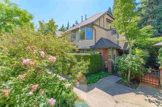 Photo 1: 35 5880 HAMPTON Place in Vancouver: University VW Townhouse for sale (Vancouver West)  : MLS®# R2480561