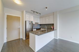 "Photo 3: 406 9877 UNIVERSITY Crescent in Burnaby: Simon Fraser Univer. Condo for sale in ""Veritas by Polygon"" (Burnaby North)  : MLS®# R2519653"