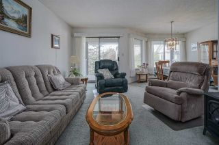 """Photo 2: 306 32145 OLD YALE Road in Abbotsford: Abbotsford West Condo for sale in """"CYPRESS PARK"""" : MLS®# R2351465"""