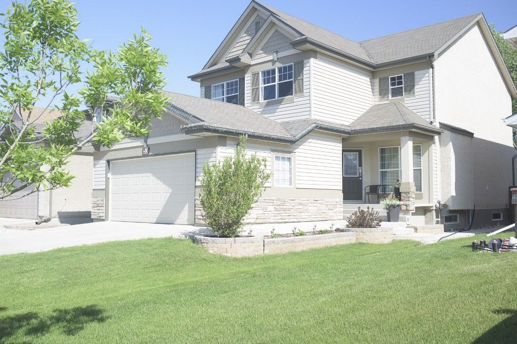 Main Photo: 53 Notley Drive in Winnipeg: Single Family Detached for sale (Harbour View)  : MLS®# 1514870