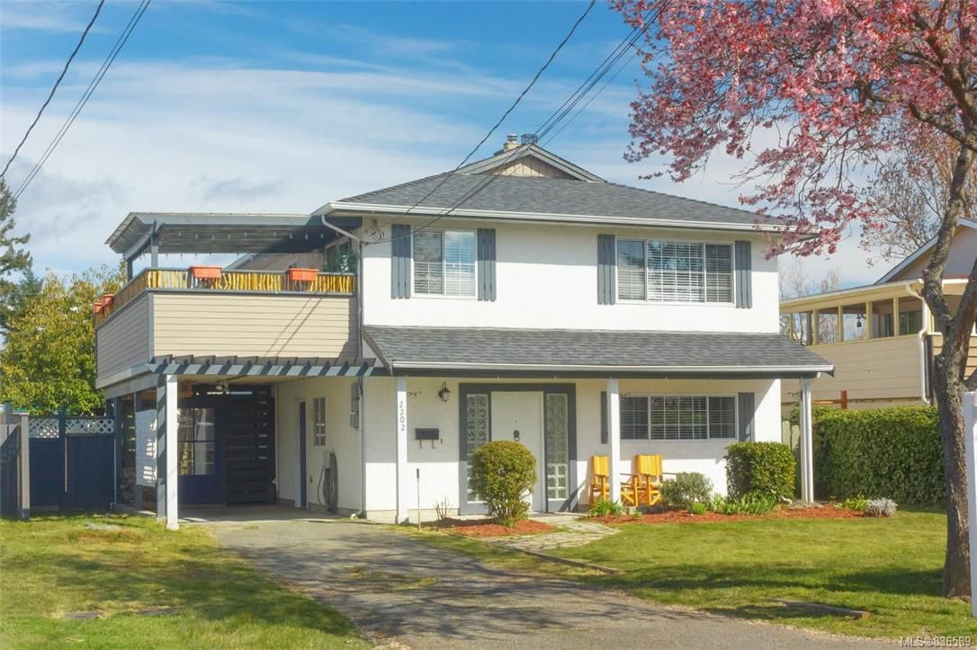 Main Photo: 2202 Bradford Ave in : Si Sidney North-East House for sale (Sidney)  : MLS®# 836589