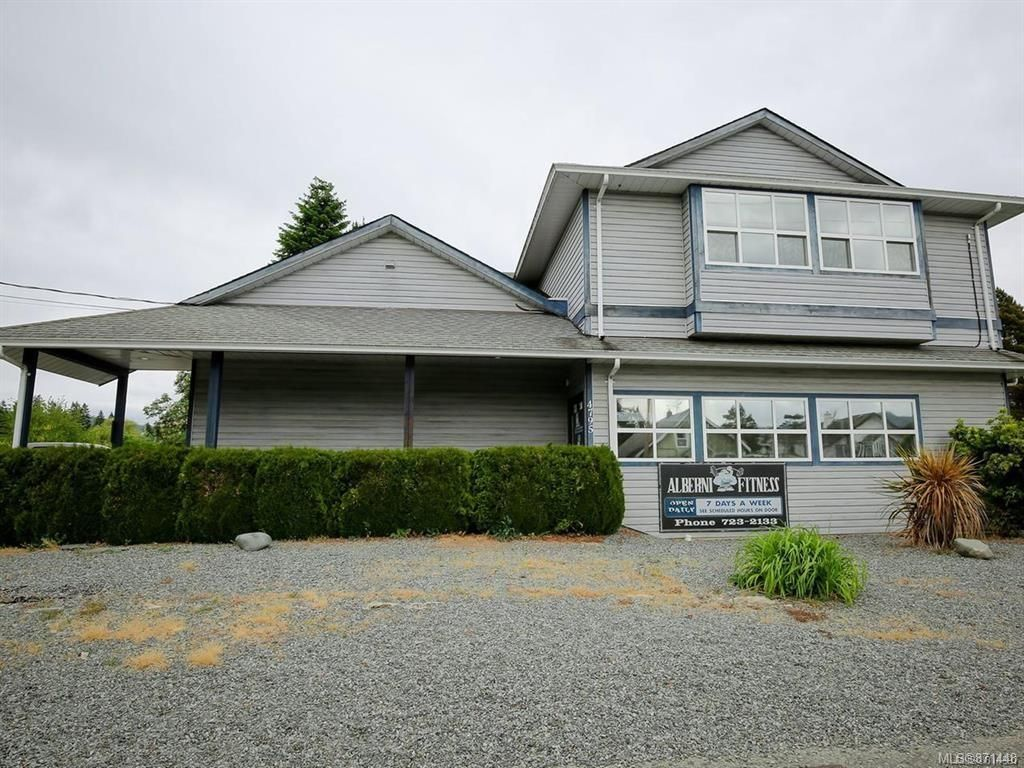 Main Photo: 4795 Gertrude St in : PA Port Alberni Mixed Use for sale (Port Alberni)  : MLS®# 871448