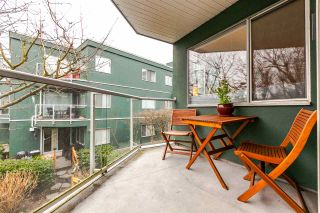 Photo 16: 201 1550 MARINER WALK in Vancouver: False Creek Condo for sale (Vancouver West)  : MLS®# R2245004