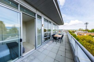 """Photo 19: 704 2655 CRANBERRY Drive in Vancouver: Kitsilano Condo for sale in """"NEW YORKER"""" (Vancouver West)  : MLS®# R2579388"""