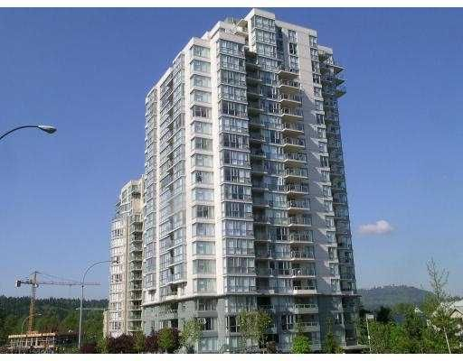 """Main Photo: 1002 235 GUILDFORD Way in Port Moody: North Shore Pt Moody Condo for sale in """"THE SINCLAIR"""" : MLS®# V773490"""