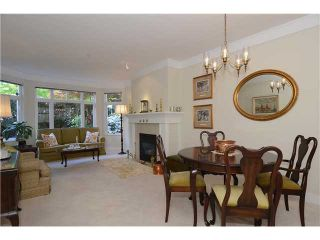 """Photo 4: 114 3188 W 41ST Avenue in Vancouver: Kerrisdale Condo for sale in """"THE LANESBOROUGH"""" (Vancouver West)  : MLS®# V1063940"""