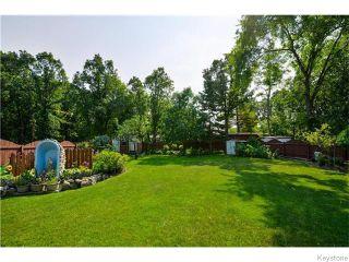 Photo 16: 4630 Roblin Boulevard in Winnipeg: Residential for sale (1F)  : MLS®# 1623995