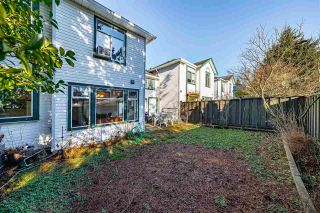 Photo 36: 7 19060 119 AVENUE in Pitt Meadows: Central Meadows Townhouse for sale : MLS®# R2533407