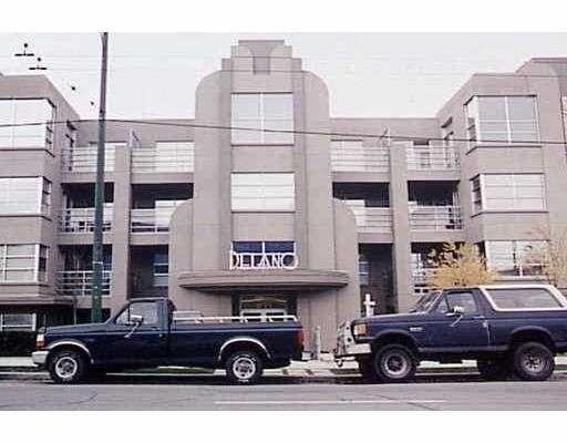 """Main Photo: 202 3023 W 4TH Avenue in Vancouver: Kitsilano Condo for sale in """"THE DELANO"""" (Vancouver West)  : MLS®# V684476"""