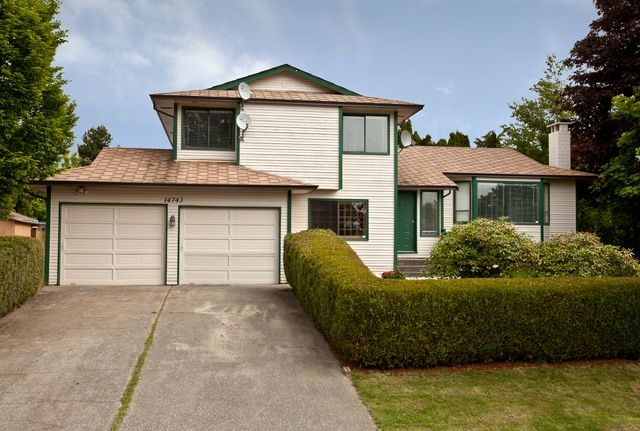 """Photo 2: Photos: 14743 89TH Avenue in Surrey: Bear Creek Green Timbers House for sale in """"GREEN TIMBERS"""" : MLS®# F1114759"""