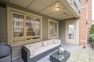 "Photo 4: 105 139 W 22ND Street in North Vancouver: Central Lonsdale Condo for sale in ""Anderson Walk"" : MLS®# R2541204"