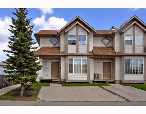 Main Photo: 10 SHAWBROOKE Court SW in CALGARY: Shawnessy Townhouse for sale (Calgary)  : MLS®# C3377313