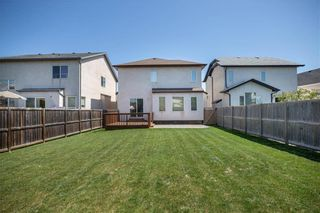 Photo 42: 19 Cedarcroft Place in Winnipeg: River Park South Residential for sale (2F)  : MLS®# 202015721